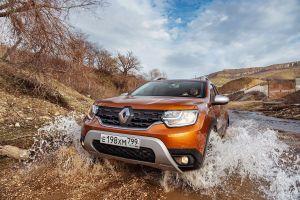 Первый тест нового Renault Duster. 21 см превосходства!
