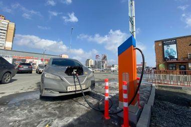 Блог Nissan Leaf. Межгород «Чадемо» — «Чадемо»