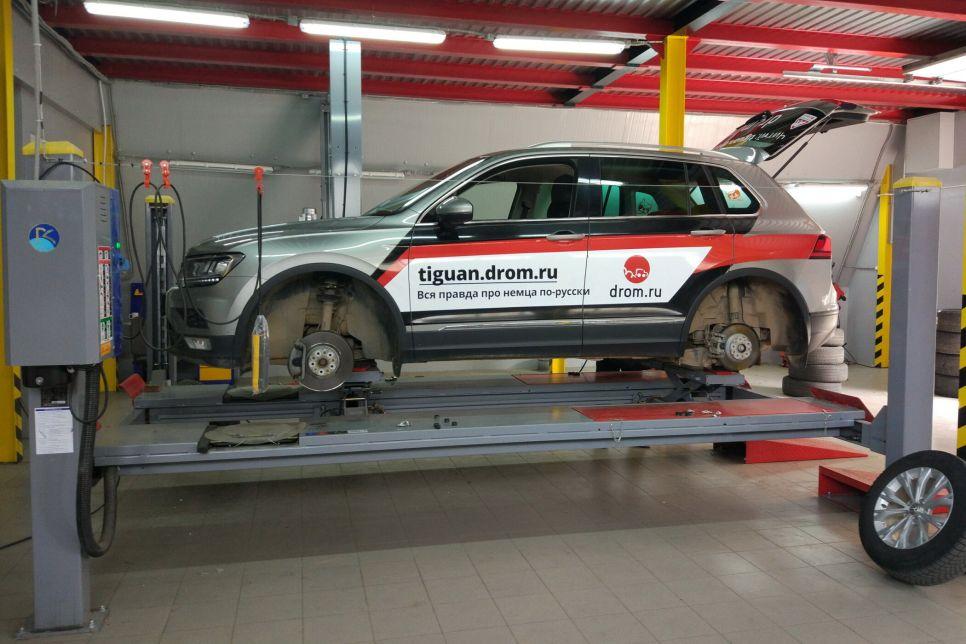 Блог Volkswagen Tiguan. Итоги трех лет эксплуатации, или Почему «немец» лучше «японца»