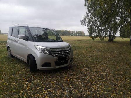 Suzuki Solio 2016 - отзыв владельца