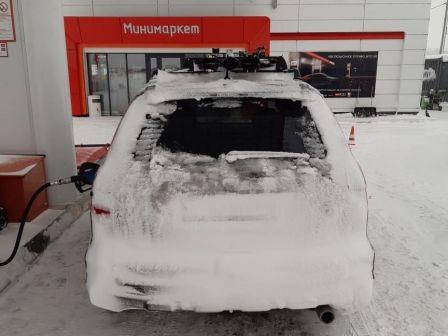 Honda CR-V 2012 - отзыв владельца