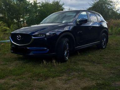 Mazda CX-5 2019 отзыв автора | Дата публикации 14.12.2020.