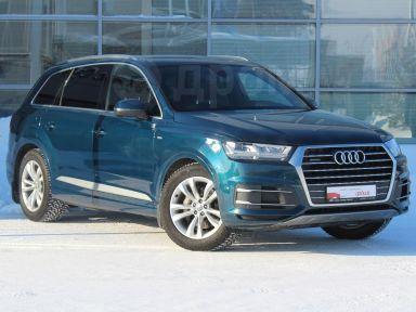 Audi Q7 2018 отзыв автора | Дата публикации 04.03.2021.