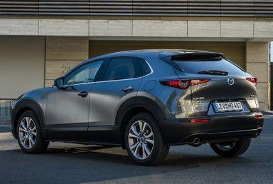 Mazda CX-30 2020 отзыв автора | Дата публикации 18.03.2021.