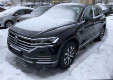 Отзыв о Volkswagen Touareg, 2019 отзыв владельца