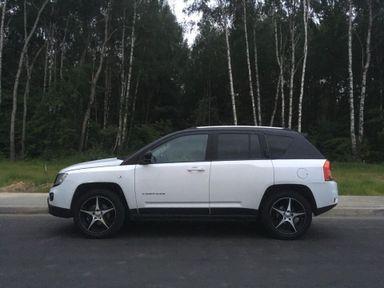 Jeep Compass 2012 отзыв автора | Дата публикации 03.03.2021.