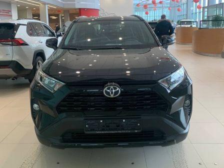 Toyota RAV4 2021 - отзыв владельца