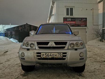 Mitsubishi Pajero 2004 - отзыв владельца