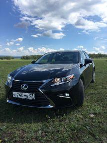 Отзыв о Lexus ES250, 2017 отзыв владельца