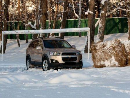 Chevrolet Captiva 2012 - отзыв владельца