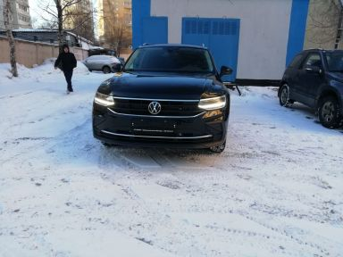 Volkswagen Tiguan 2021 отзыв автора | Дата публикации 08.03.2021.