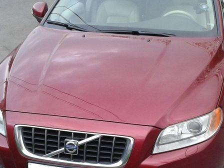 Volvo V70 2008 - отзыв владельца