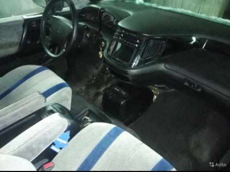 Toyota Previa 1992 - отзыв владельца