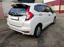 Отзыв о Honda Fit, 2017 отзыв владельца