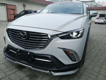 Mazda CX-3 2016 - отзыв владельца
