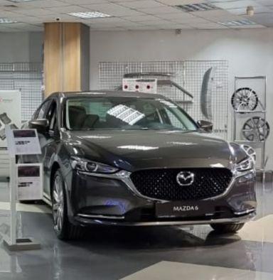 Mazda Mazda6, 2020