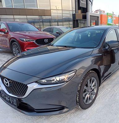 Mazda Mazda6 2021 отзыв автора | Дата публикации 25.03.2021.