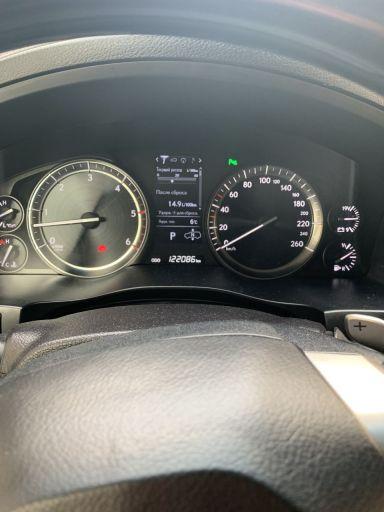 Lexus LX450d, 2016