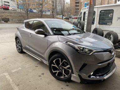 Toyota C-HR 2016 отзыв автора | Дата публикации 25.03.2021.
