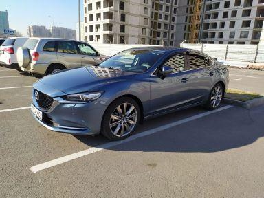 Mazda Mazda6 2020 отзыв автора | Дата публикации 27.03.2021.