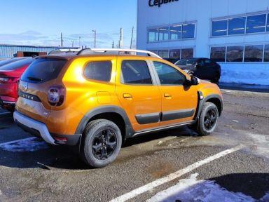 Renault Duster 2021 отзыв автора | Дата публикации 29.03.2021.