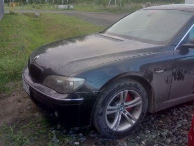 BMW 7-Series 2005 отзыв автора | Дата публикации 30.03.2021.