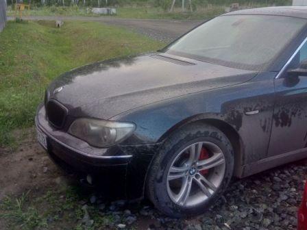 BMW 7-Series 2005 - отзыв владельца