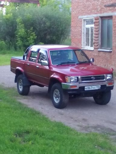 Toyota Hilux Pick Up, 1995