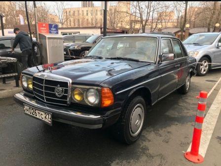 Mercedes-Benz E-Class 1981 - отзыв владельца