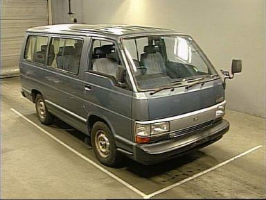 Toyota Hiace, 1987