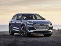 Audi Q4 e-tron 2021, джип/suv 5 дв., 1 поколение
