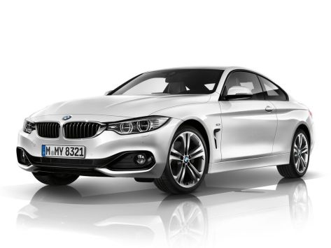 BMW 4-Series (F32) 07.2013 - 02.2017
