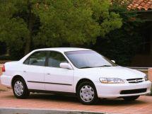 Honda Accord 1997, седан, 6 поколение, CG