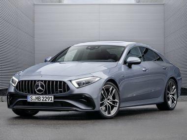 Mercedes-Benz CLS-Class рестайлинг, 3 поколение, C257