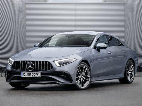 Mercedes-Benz CLS-Class (C257) 04.2021 -  н.в.