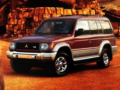Mitsubishi Montero (V20) 01.1991 - 07.2005