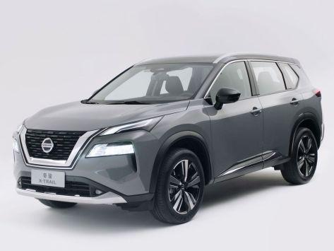 Nissan X-Trail (T33) 04.2021 -  н.в.