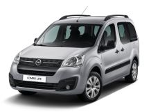 Opel Combo 2021, минивэн, 5 поколение