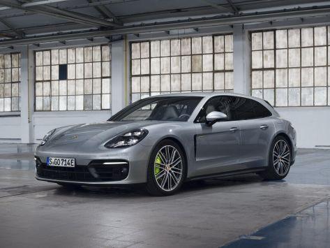 Porsche Panamera (971) 08.2020 -  н.в.