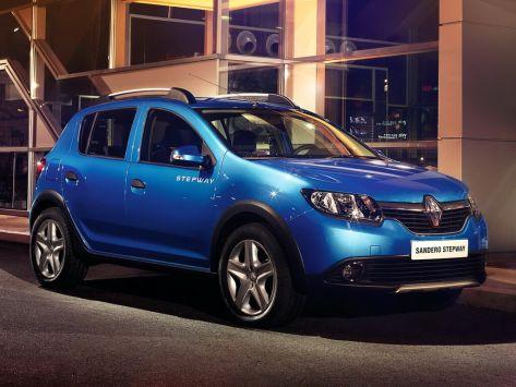 Renault Sandero Stepway  04.2013 - 11.2016