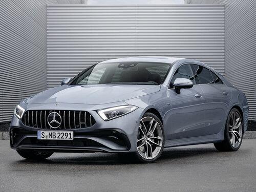 Mercedes-Benz CLS-Class 2021