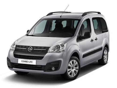 Opel Combo 2021