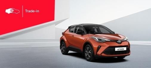Toyota C‑ HR: выгода в Trade ‑ in 100 000 рублей