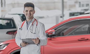 Специальные условия по trade-in для медицинских работников