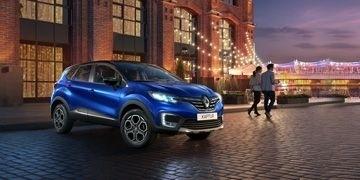 90 дней без платежей на покупку нового Renault KAPTUR