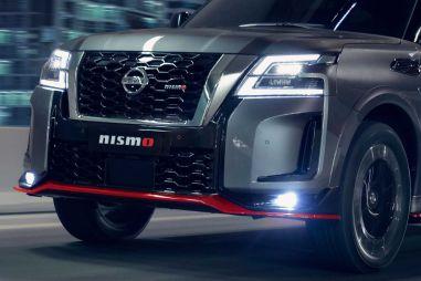 Спортивный Nissan Patrol Nismo пережил рестайлинг