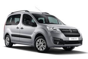 Начался прием заказов на Opel Combo Life калужской сборки (ЦЕНЫ)