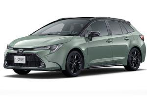 Toyota начала продажи Corolla Touring в спецверсии Active Ride
