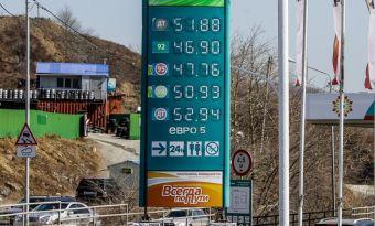 Снизила стоимость топлива одна сеть — «Бензо» на АИ-95.