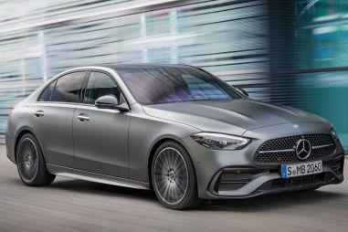 В России начали принимать заказы на новый Mercedes-Benz C-Class (ЦЕНЫ)